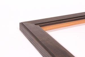 Echtholz Rahmen
