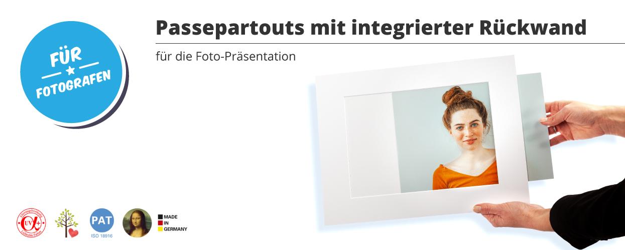 Soobsoo Präsentations Passepartouts