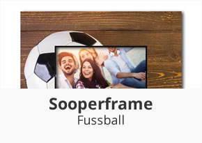 Sooperframe Fussball