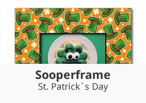 Sooperframe St Patricks Day